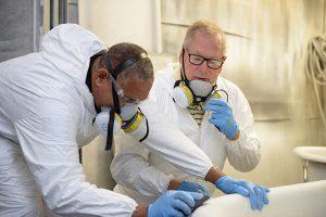 Tub refinishing training -NAPCO