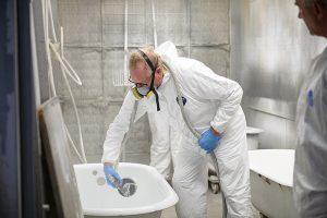 Tub refinishing training - NAPCO