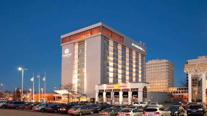 DoubleTree by Hilton Hotel Chicago - North Shore Conference Center in Skokie