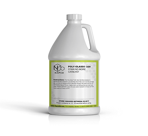 eco-friendly low VOC, heavy duty hardening catalyst